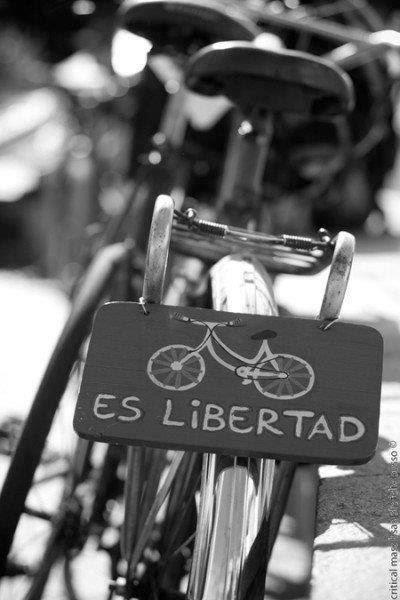 ...Es libertad...