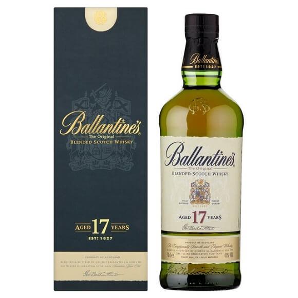 百齡罈17年 調和威士忌 Ballantine's