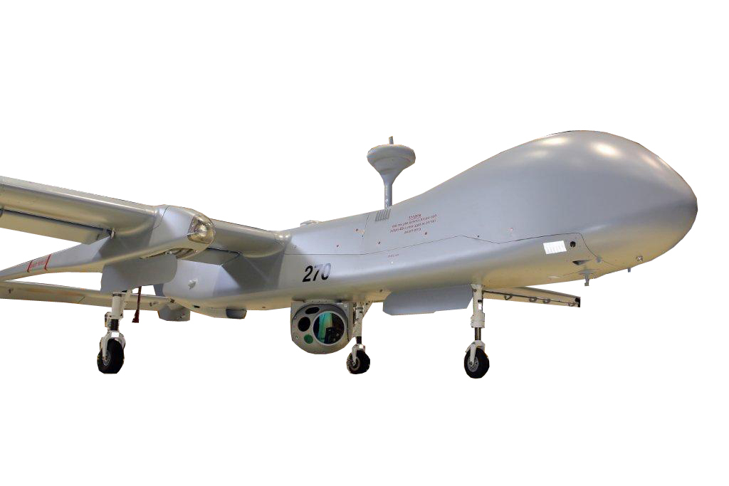 military technology  paris air show 2015  israel aerospace industries expanding advanced heron