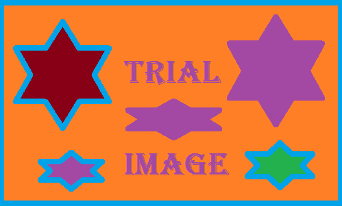 Trial image