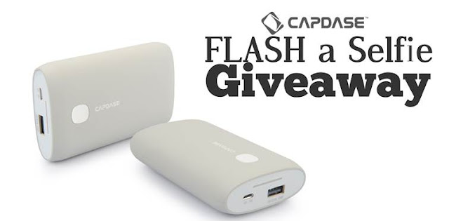 Capdase Flash A Selfie Giveaway