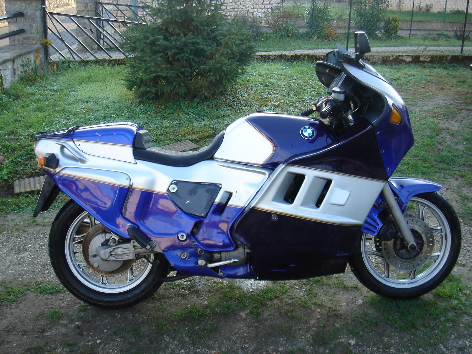 motos sport v nements et le dark dog moto tour pr pa bmw k100rs pichler pour le ddmt 2012. Black Bedroom Furniture Sets. Home Design Ideas