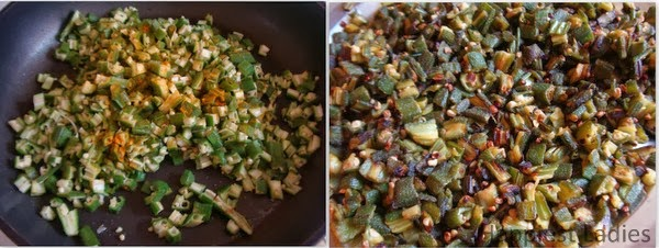 indian vegetable recipe