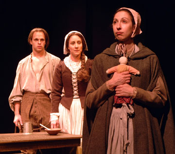 abigails lust for john proctor in the crucible The crucible explores this theme in the context of the salem witch trials  his  lust for abigail williams led to their affair (which occurs before the play begins),.