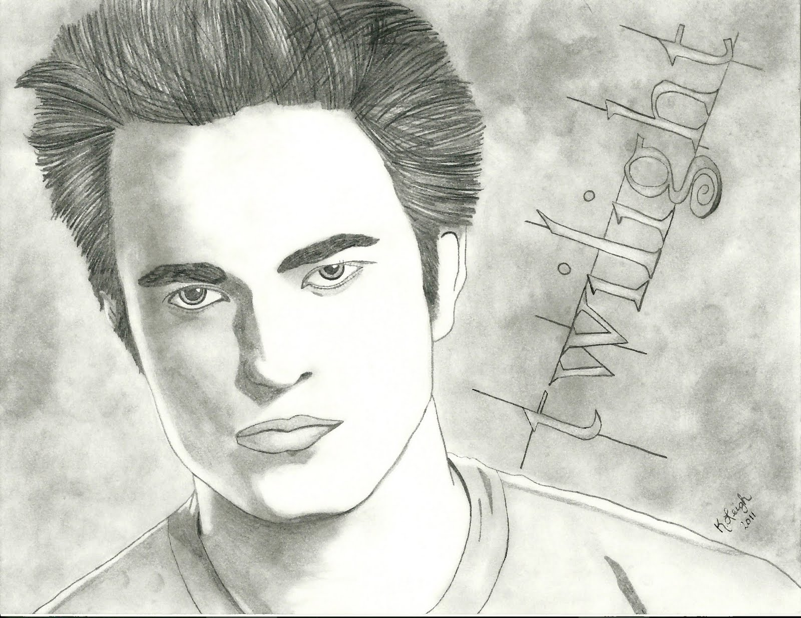 In These Small Moments Twilight Saga Drawings