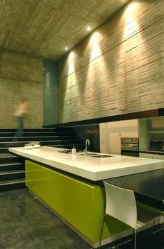 Iluminaci n led en la cocina - Iluminacion cocina fluorescente ...