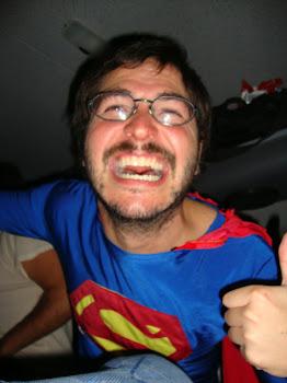 Superheroes Rokeros: Superman