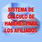 CALCULO DE HABERES