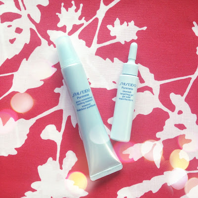 Shiseido Pureness Pore Minimizing Cooling Essence