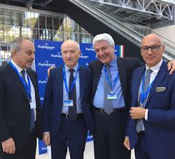 La delegazione lecchese all'assemblea nazionale Confartigianato
