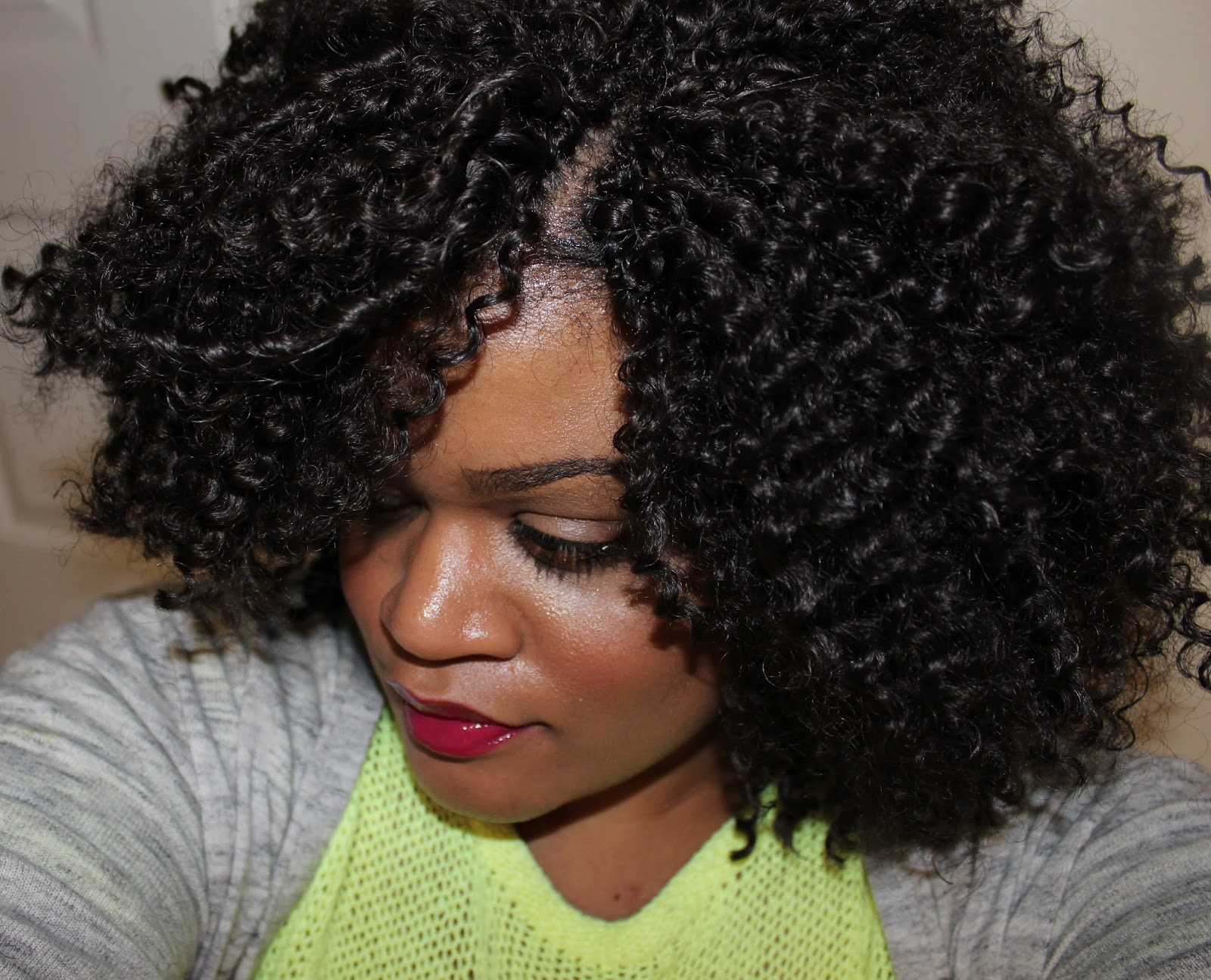 Crochet Hair In : FabEllis: Natural Hair What Are Crochet Braids?