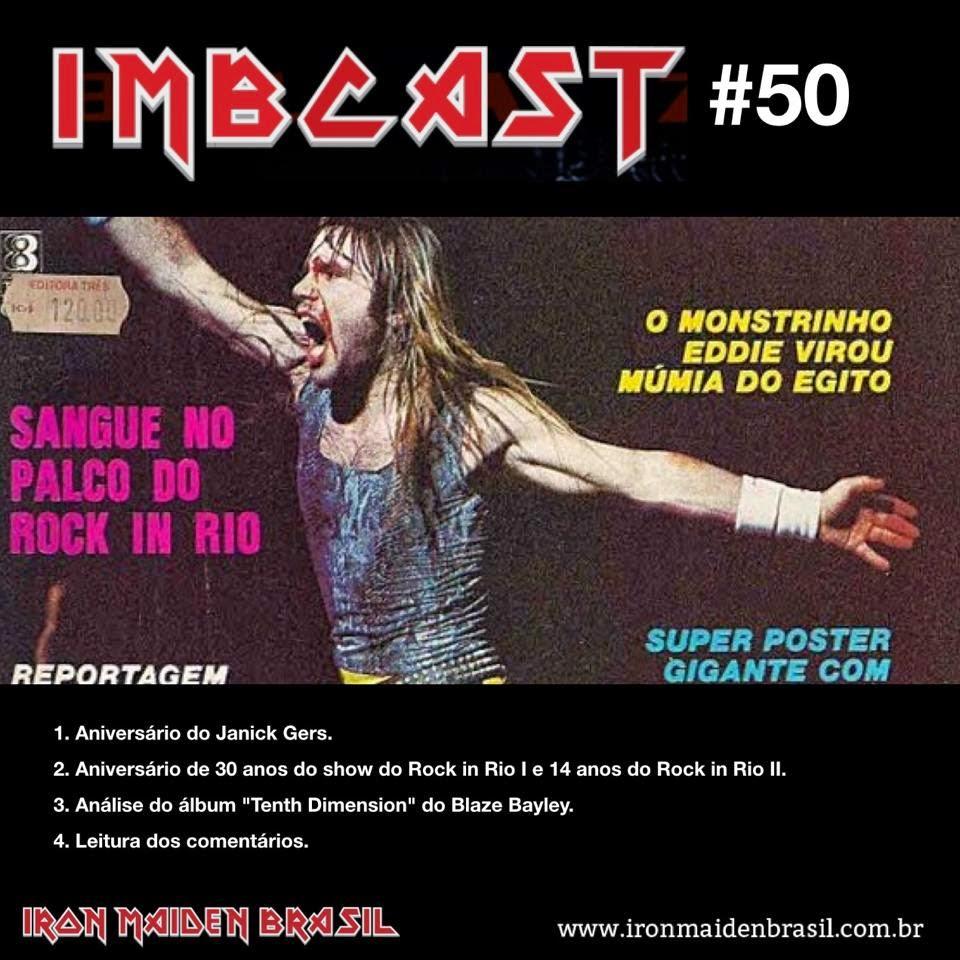 IMBCast #50 - Clique e ouça!