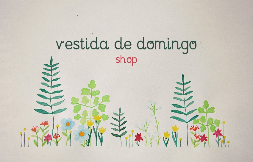 vestida de domingo shop