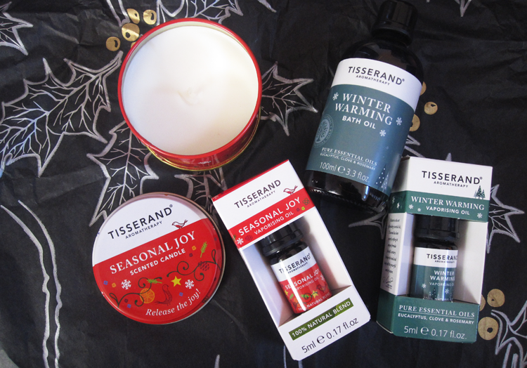 Gift Ideas & Stocking Fillers for Aromatherapy Fans from Tisserand