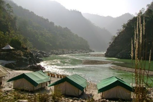 Camping & Night Stay in Corbett