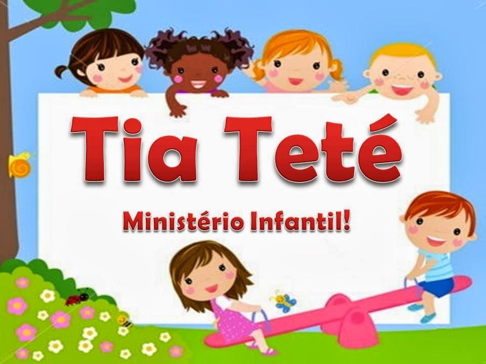 Populares tia teté: E.B.D. INFANTIL LD87