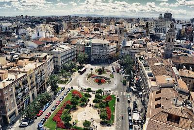 Plaza de la Reina - Valencia