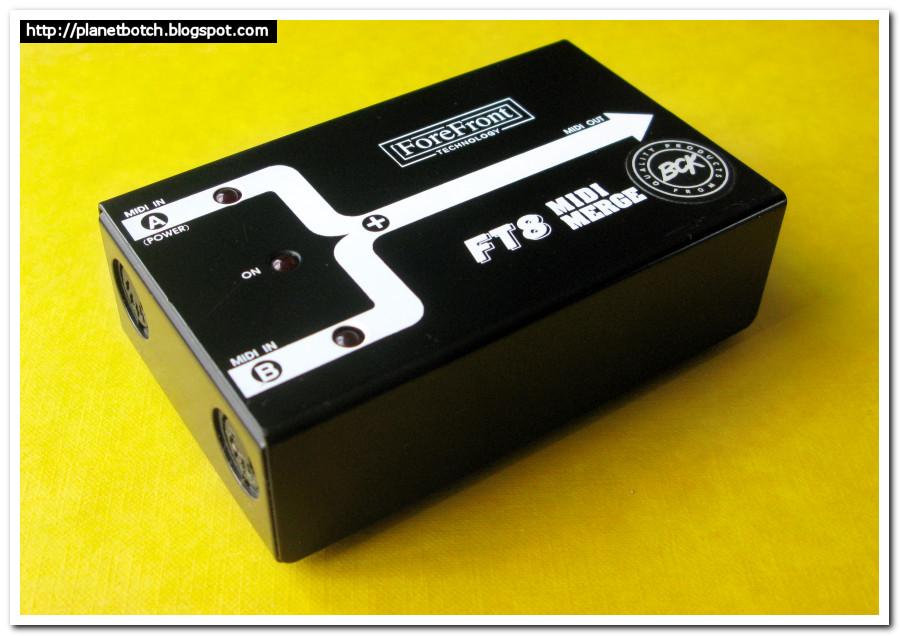 MIDI Merge Box