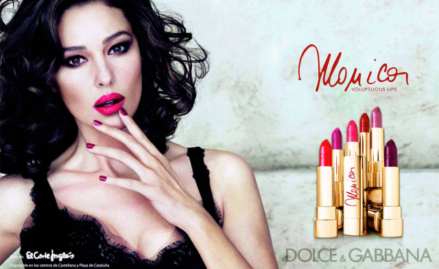 usta ombre Dolce & Gabbana