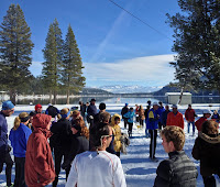Lots of fun at the 2012 Donner Lake Turkey Trot
