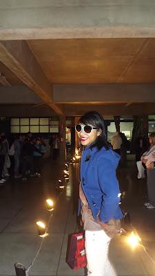 Semana de Moda - Desfile Chilli Beans - Óculos de Sol - Gabriela Pereira