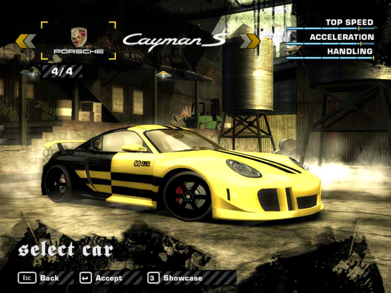 Download NFS Most Wanted Full Free