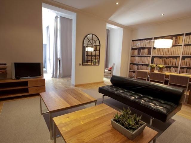 apartamento estancia de  negocios en Barcelona