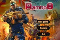 game Rambo 8
