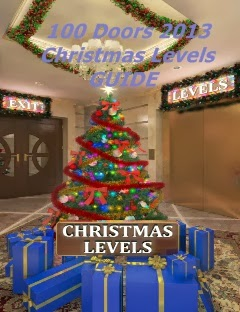 100 Doors 2013 Christmas Level 1 2 3 4 Solution