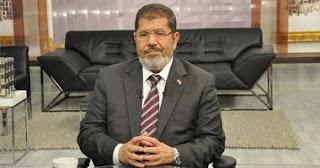 الرئيس محمد مرسى يلتقى اليوم 29/6/2013 اللواء محمد إبراهيم وزير الداخلية، ووزير الدفاع