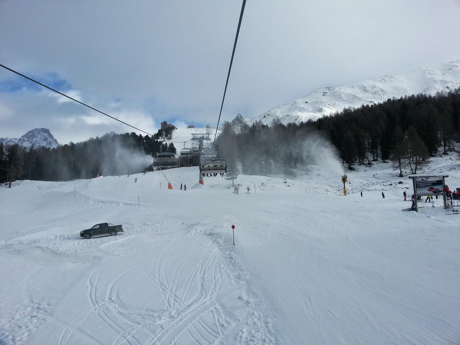 Инструктор по горным лыжам в Майрхофен Зёлден Серфаус Лех Lech