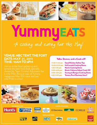 Yummy Eats 2011