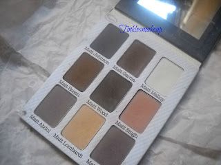 the balm meet matte palette