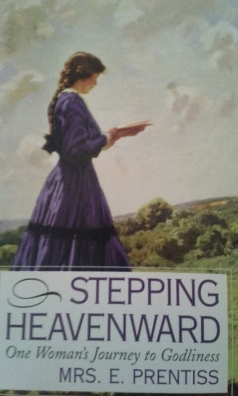 http://www.amazon.com/Stepping-Heavenward-Journey-Godliness-Inspirational/dp/1577483421/ref=sr_1_1?ie=UTF8&qid=1446252715&sr=8-1&keywords=stepping+heavenward