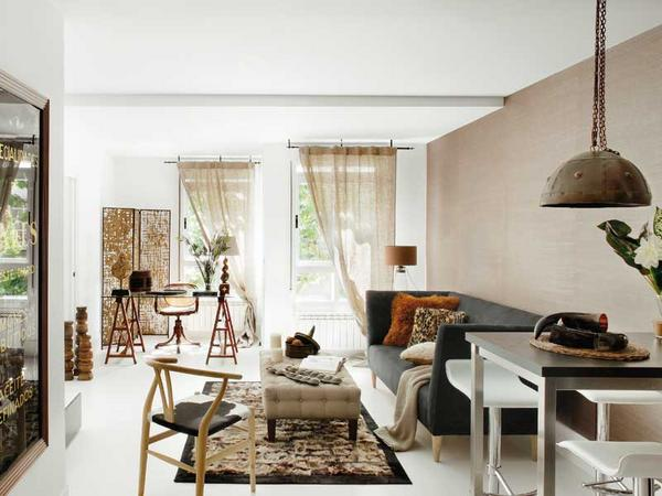 Un peque o apartamento small apartment - Casa diez salones ...