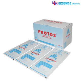 Sarung Tangan Steril Surgical Gloves Size 7.5