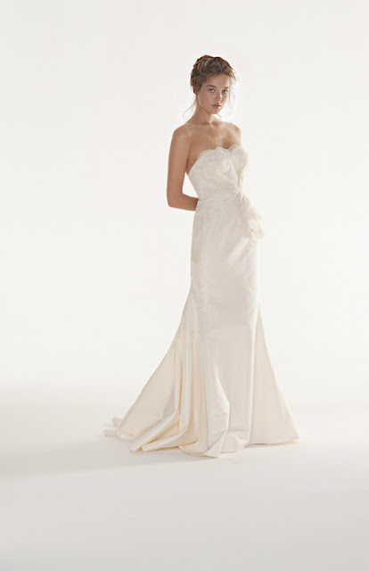 Peter Langner Wedding Dresses Collection 2013