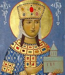 Santa Regina Tamara