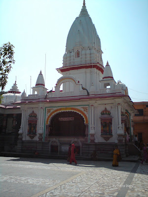 Daksh Prajapati Shiva Temple in Haridwar