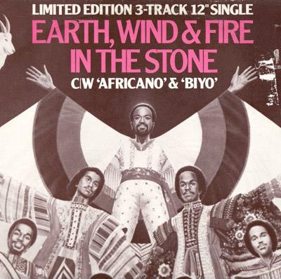 Copertina Earth, Wind & Fire - In The Stone