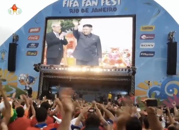 Απίστευτο! Στον τελικό του Μουντιάλ η Βόρεια Κορέα εναντίον της Πορτογαλίας απόψε -Σύμφωνα με τα ΜΜΕ της Β.Κορέας (ΒΙΝΤΕΟ, ΦΩΤΟ) Αόρατα Γεγονότα