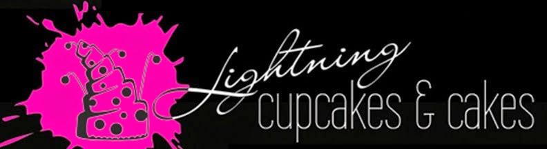 Lightning Cupcakes