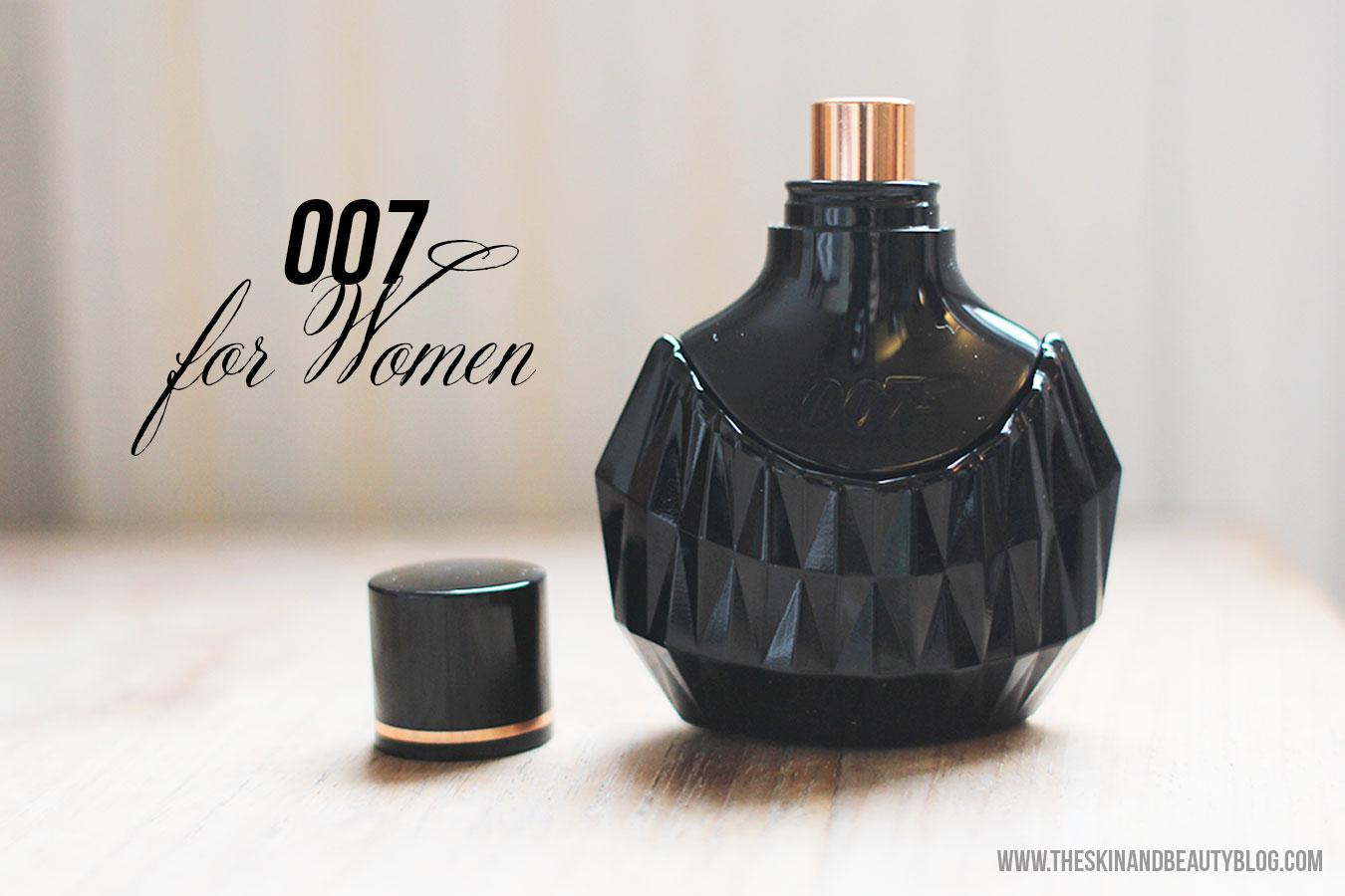 James Bond 007 for Women Fragrance Review