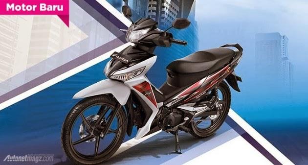 2014 Honda Supra X125 FI Terbaru