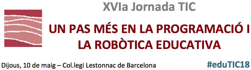 XVIa Jornada TIC