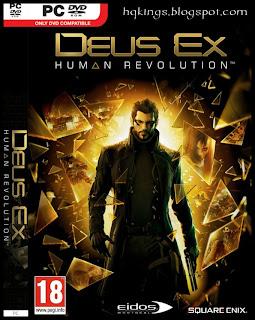 Deus Ex Human Revolution Full PC Game