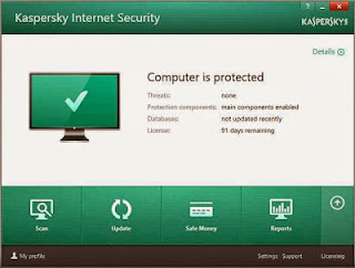 Kaspersky Internet Security 2014 Activation Code