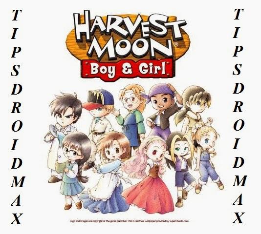 Download Harvest Moon Boy & Girl PSP
