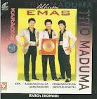 CD Musik Album Emas - Karaoke (Trio Maduma)