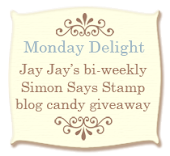jay Jay's bi weekly stamp blog candy giveaway